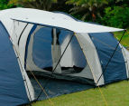 12 Person Family Camping Dome Tent - Navy/Grey 5