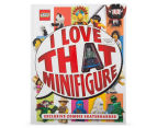 Lego: I Love That Minifigure Book 1
