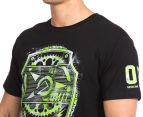 Unit Men's Alliance Tee - Black 6