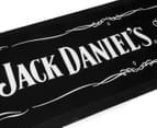 Jack Daniel's Logo Bar Runner - Black/White 3
