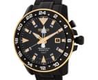 Seiko Men's 45mm SUN026P Sportura Kinetic Watch - Black 3