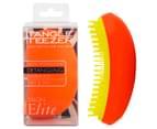 Tangle Teezer Salon Elite Detangling Hairbrush - Orange/Mango 1