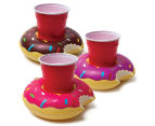 Donut Drink Floats 3-Pack - Multi 2