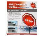 Auto Parking Signal - Stop Sign 1