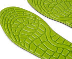 Male Gel Massaging Insole - Green 5