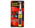 Smart Bit Screwdriver - Black/Yellow 6