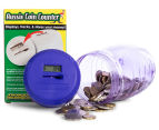 Digital Aussie Coin Counter - Purple 1