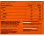 12 x Bounce Hazelnut Cacao Natural Energy Balls 42g 3