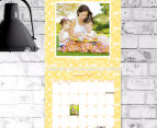 Personalised 30x30cm Wall Calendar 2