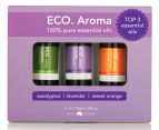 ECO. Aroma Trio Essentials Oils Value Gift Box 1