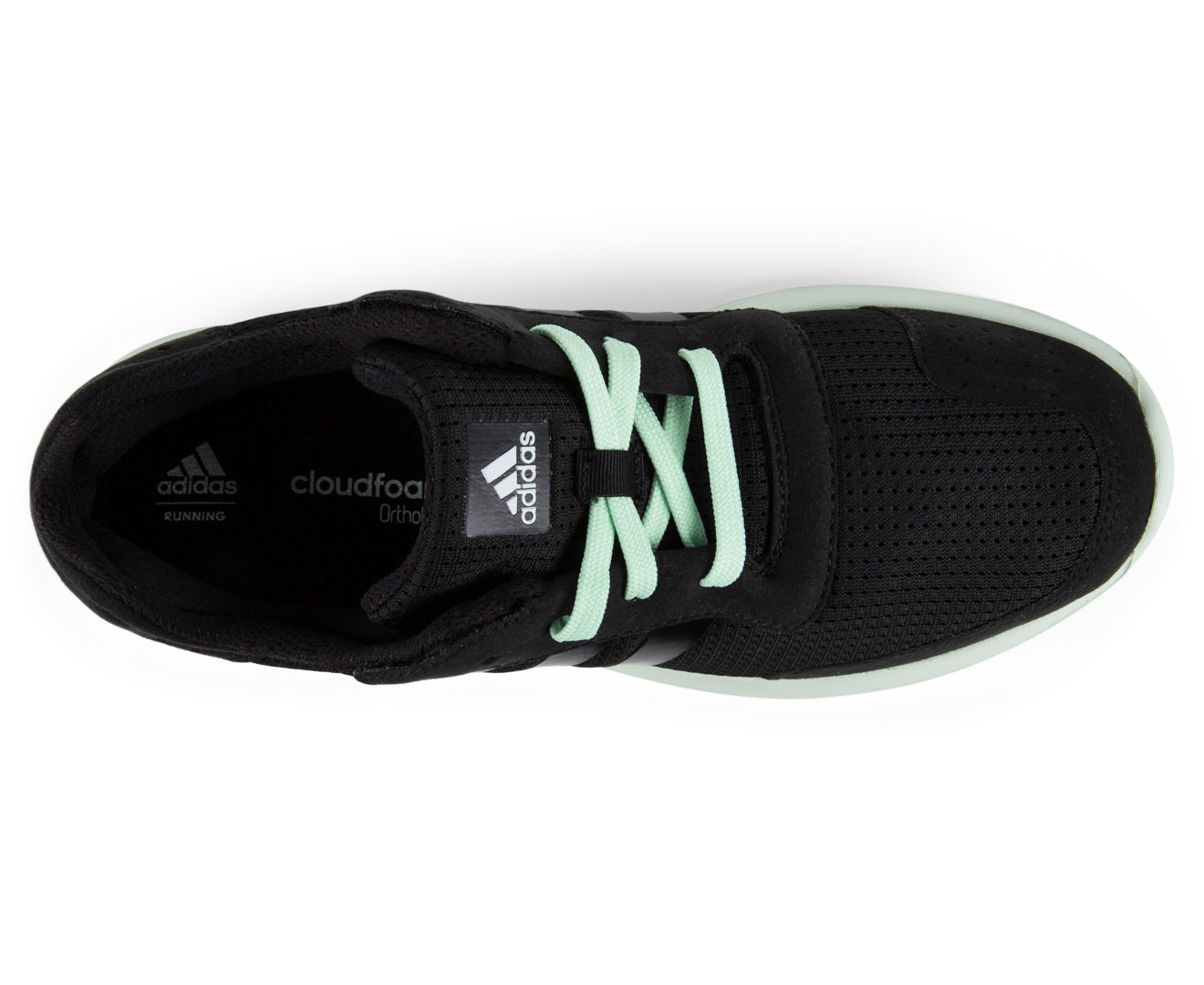Adidas Women's Element Refresh Running Shoe - Black/Mint | Great daily  deals at Australia's favourite superstore | Catch.com.au