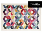 Antares 230x160cm Optical Gem Bright Bohemian Rug - Multi 1