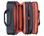 Delsey Bellecour 3-Compartment Cabin Trolley Boardcase - Black 3
