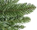Artificial 1.8m Slim Christmas Tree - Olive Green 6