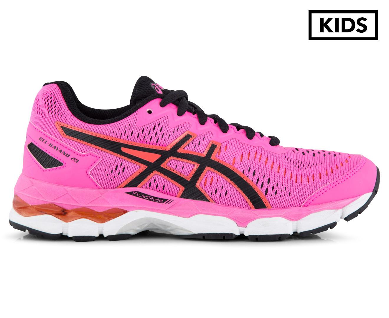 ASICS Grade-School Kids' GEL-Kayano 23 Shoe - Hot Pink/Black/White   Great  daily deals at Australia's favourite superstore   Catch.com.au