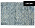 Emerald City 320x230cm Dana Digital Print Soft Acrylic Rug - Multi 1