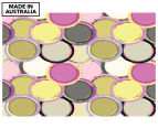 Paint Pots 90x59cm Canvas Wall Art - Yellow 1