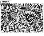 Find The Zebra 90x59cm Canvas Wall Art 1