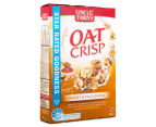 2 x Uncle Tobys Oat Crisp Cereal Honey & Macadamia 475g 2