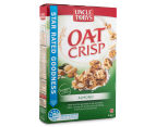 2 x Uncle Tobys Oat Crisp Cereal Almond 415g 2