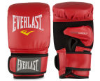 Everlast Authentic Training Gloves Large - Red 1