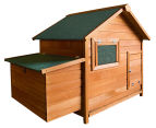 Rabbit Hutch Chicken Coop Cage/Guinea Pig House 1