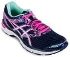 ASICS Women's GEL-Excite 4 Shoe - Blueprint/Silver/Mint 2