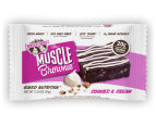 12 x Lenny & Larry's The Muscle Brownie Cookies & Cream 65g 2