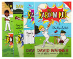 The Kaboom Kid Book Set 2