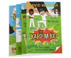 The Kaboom Kid Book Set 3
