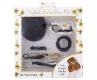 Perfect Boho Bun Hair Kit - Black 1
