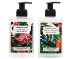 Caribbean Crush Hand Care Duo Pack  2