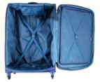 Delsey Lazare 4W 78cm Rollercase - Blue 5