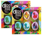 2 x Dinosaur Egg Bath Fizzers 5-Pack 1