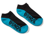 Bonds Kids' Cushioned Sole Low Cut Socks 3-Pack - Multi 2