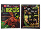 2-Pack Wow Insects Books 1