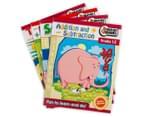 4-Pack of Beaver Books Educational Reading 2