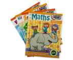 4-Pack of Kindergarten Beaver Books Educational Reading 2
