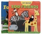2-Pack Lift The Flap Books - Farm/Zoo 3