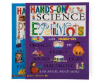 2-Pack Hands-on! Science/Art Books 3