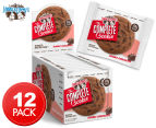 12 x Lenny & Larry's The Complete Cookie Double Choc 113g 1
