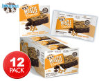 12 x Lenny & Larry's The Muscle Brownie Peanut Butter 65g 1