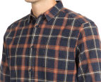 Globe Men's Stratton Long-Sleeve Shirt - Tobacco 6