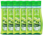 6 x Herbal Essences Dazzle Shampoo 200mL 1