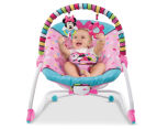 Minnie Mouse Peek-A-Boo Infant To Toddler Rocker 3