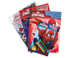 Scholastic Marvel Ultimate Spider-Man Activity Pack 1