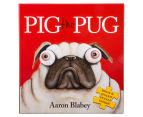 Scholastic Pig The Pug Storybook and Jigsaw Set 1