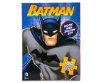 Scholastic DC Comics: Batman Storybook and Jigsaw Set 1