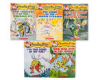 Scholastic Geronimo's Fabumouse Collection Book Set 2
