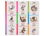 Scholastic Little Mates: My A-Z Collection Book Set 4